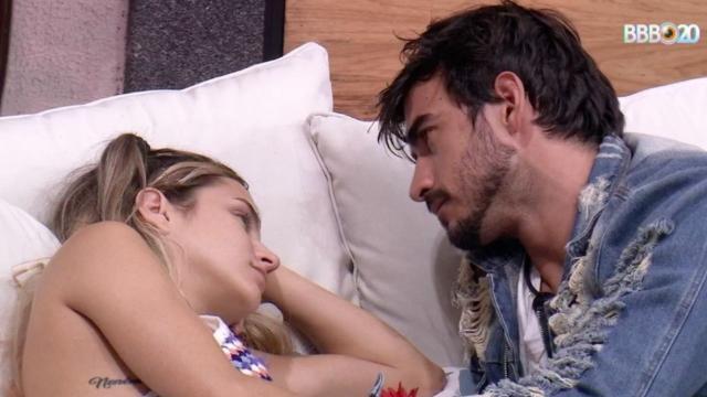 Guilherme rejeita abusos contra Gabi no 'BBB20' e diz que: 'ela vai me defender'