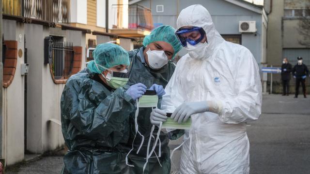 Coronavirus, in piena emergenza sanitaria c'è carenza del personale sanitario