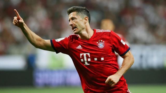 Robert Lewandowski: 'Cristiano Ronaldo mi chiese di raggiungerlo a Madrid'