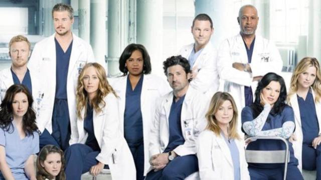 'Anatomía de Grey' dona todo su material sanitario para combatir el coronavirus