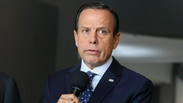 Governador João Dória decreta quarentena em todo o estado de São Paulo