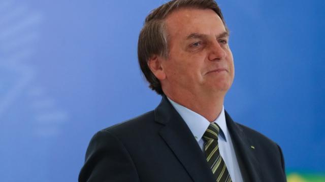 Segundo Bolsonaro, cura para o novo coronavírus pode estar próxima