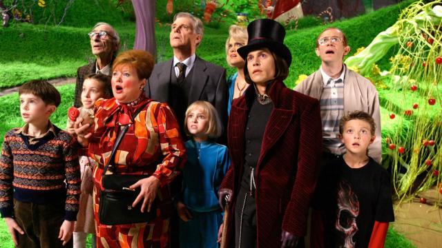 Como estão hoje em dia os atores de 'A Fantástica Fábrica de Chocolates'