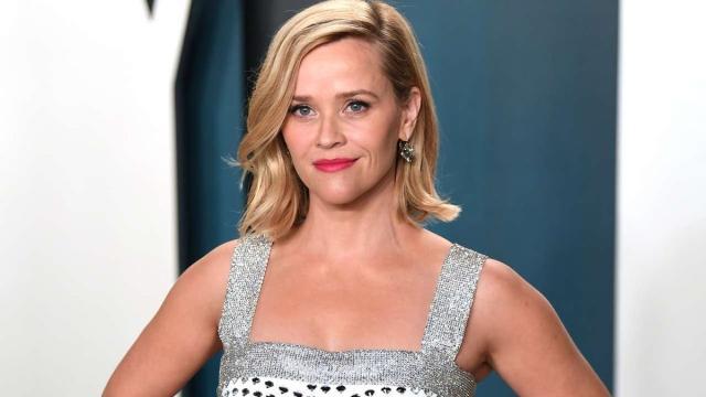 Reese Witherspoon celebra su 44 cumpleaños