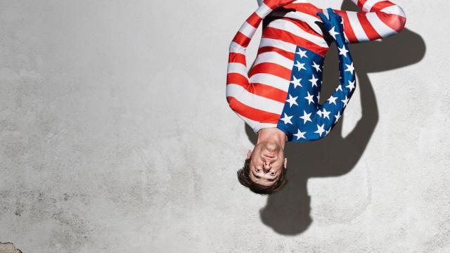 Netflix estrena el último trabajo deMarco Bonfanti 'El hombre sin gravedad'