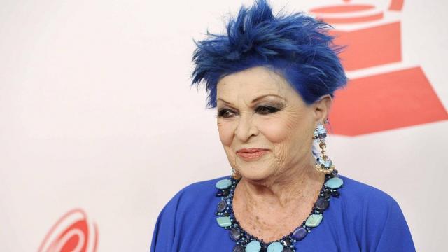 Muere la actriz italiana Lucía Bosé a los 89 años