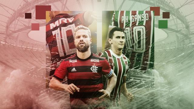 Os maiores clássicos do futebol brasileiro