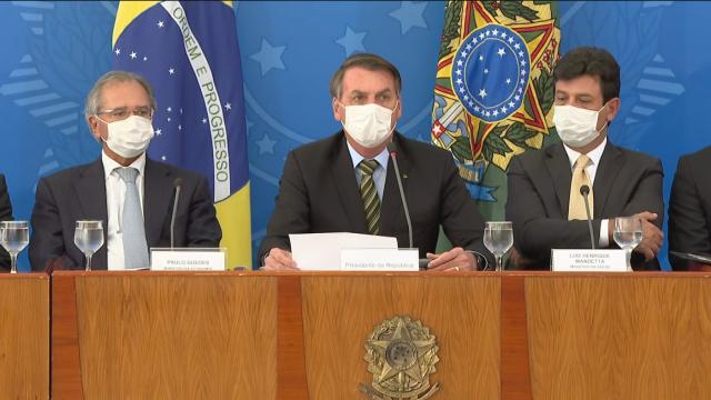 Nova entrevista de Boslonaro para a CNN Brasil repercute