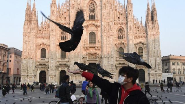 Por causa do coronavírus, indústrias são fechadas na Itália
