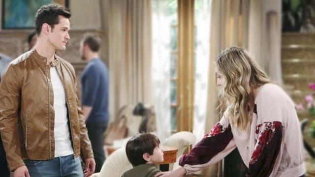 Beautiful, trame 23-27 marzo: Hope aiuta Thomas a superare la perdita di Caroline
