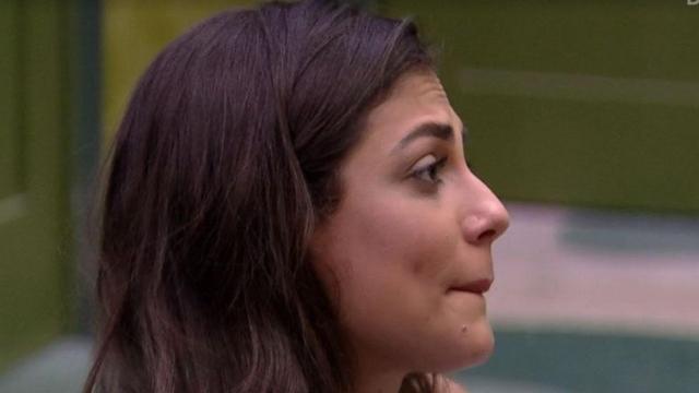 No 'BBB20', Mari conforta Flay: 'sei que está com medo, eu também estaria'