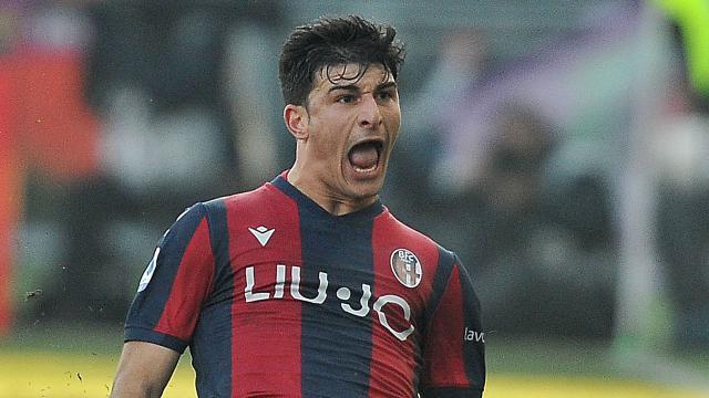 Juventus, Orsolini 'stoppa' le voci: 'A Bologna sono felice e gioco'