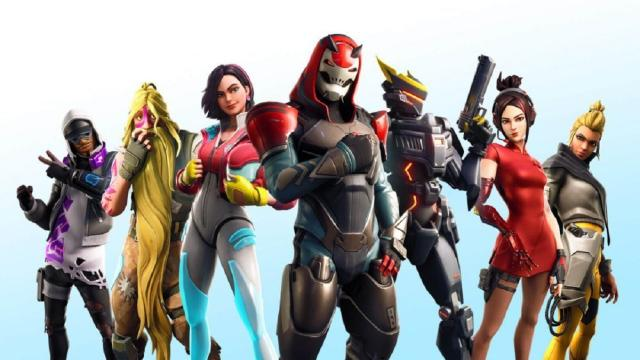 Four 'Fortnite' pros banned after FNCS teaming controversy