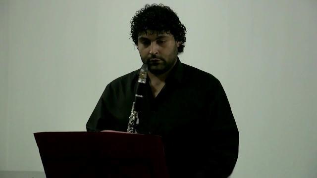 Il clarinettista Domenico Calia spiega come sopravvivono i musicisti durante il Covid-19