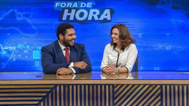 Pandemia obriga 'Fora de Hora' exibir melhores momentos com pausa nas gravações
