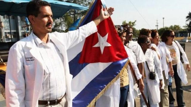 Itália faz apelo internacional e médicos cubanos vão para ajudar no combate ao COVID-19