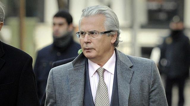 Baltasar Garzón hospitalizado con síntomas de coronavirus