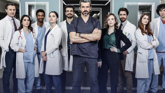 Spoiler 'Doc nelle tue mani' primi due episodi: Luca Argento è il Primario Andrea Fanti