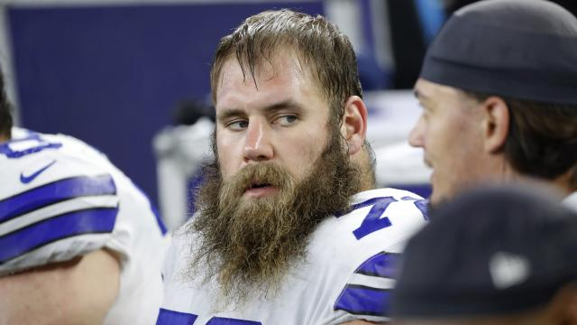 All-Pro center Travis Frederick makes sudden retirement