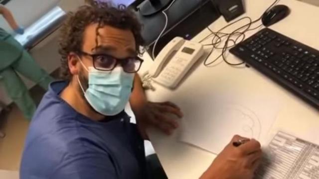 Jesús Candel critica al Gobierno por su gestión contra el coronavirus