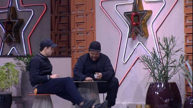 'BBB20': durante conversa com Prior, Babu diz que Daniel entrou focado em Marcela