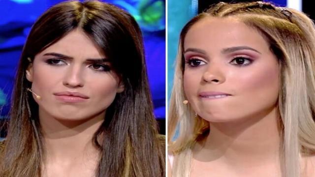 Sofía Suescun y Gloria Camila estallan: 'la del padre 'alcohólicos anónimos''