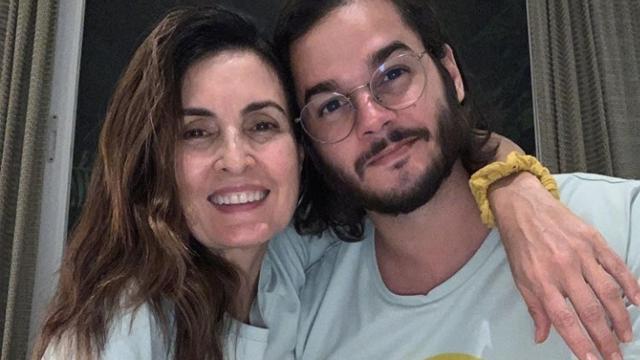 Fátima Bernardes está em quarentena separada dos filhos