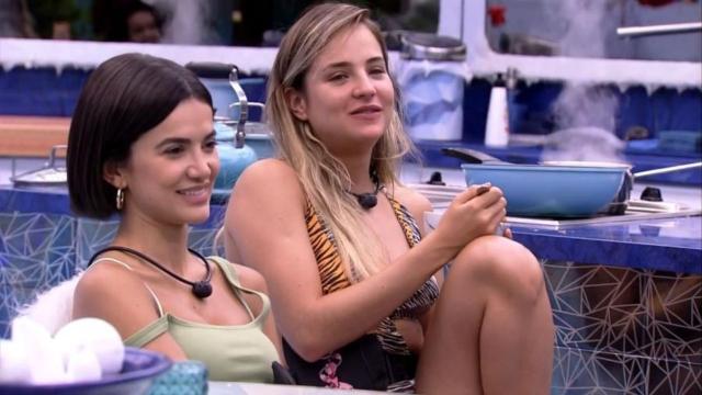 'BBB20': Gabi afirma que Prior deseja ter Flay e Gizelly juntas