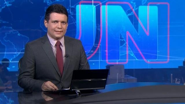 Com coronavírus, apresentador do 'Jornal Nacional' fala sobre a doença