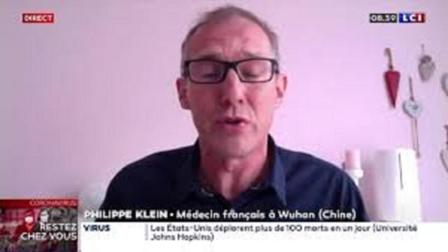 Pour un médecin français basé en Chine, les mesures de confinement sont insuffisantes
