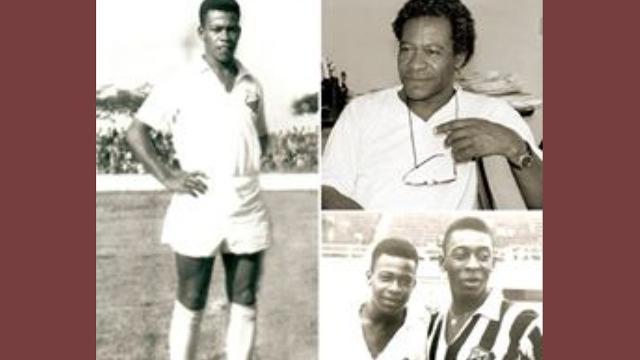 Morre Zoca, irmão do rei Pelé.