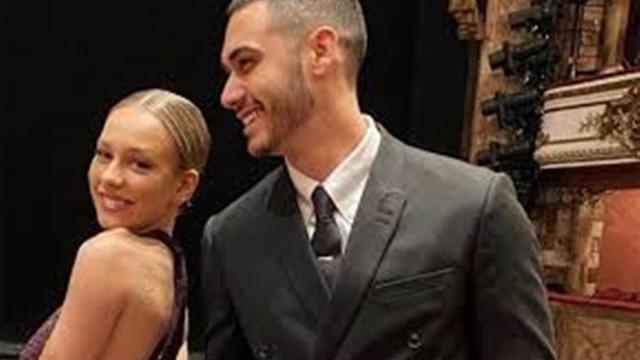 Ester Expósito y Alejandro Speitzer confirman su noviazgo con fotos