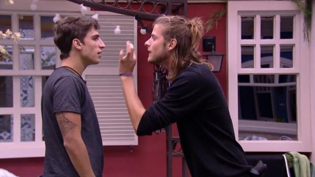 BBB20: questionado se poderia ter rolado affair com Prior, Daniel diz que: 'talvez'