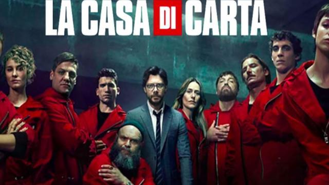 La Casa di Carta 4, lo showrunner Alex Pina: 'la scossa più grande di tutte le stagioni'.