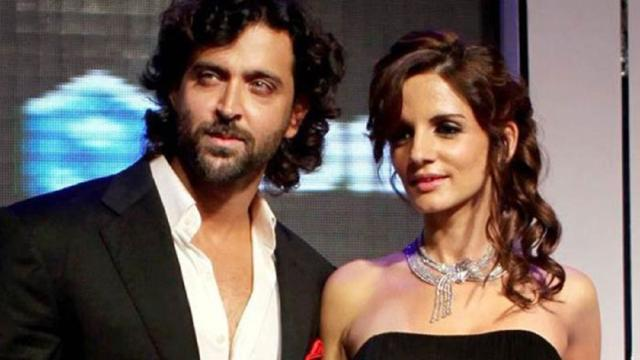 Sussanne Khan staying with Hrithik Roshan during lockdown