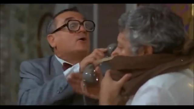 Fantozzi: il primo film con Paolo Villaggio usciva 45 anni fa