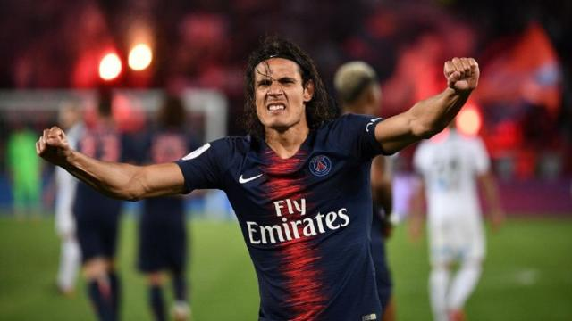 Le Real Madrid se positionne sur Edinson Cavani