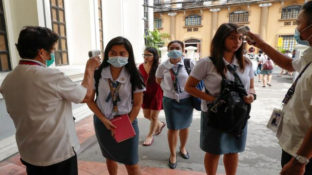 Coronavirus cases in Philippines jump to 707; death toll at 45