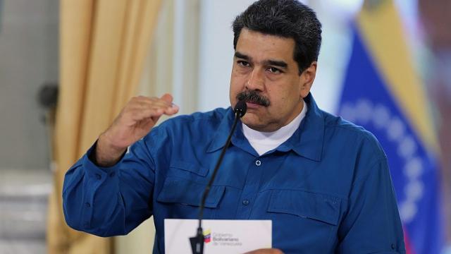 Os motivos que levaram os EUA a acusar o Presidente da Venezuela, Nicolás Maduro