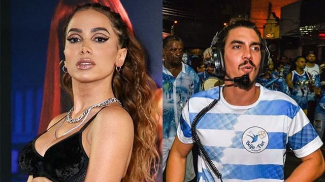 Anitta confirma namoro e diz estar isolada com empresário