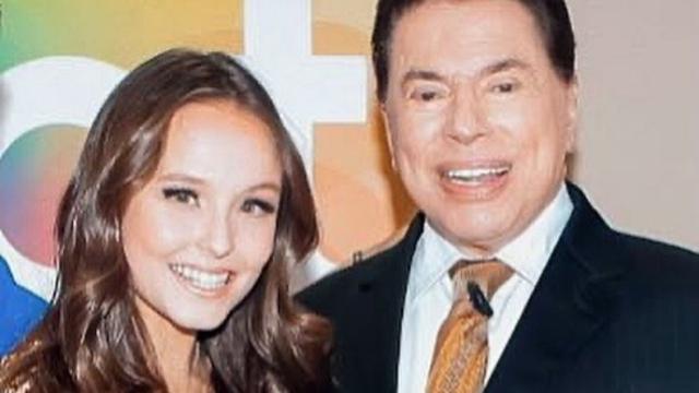 Larissa Manuela a nova contratada da Globo lamenta não ter se despedido de Silvio Santos