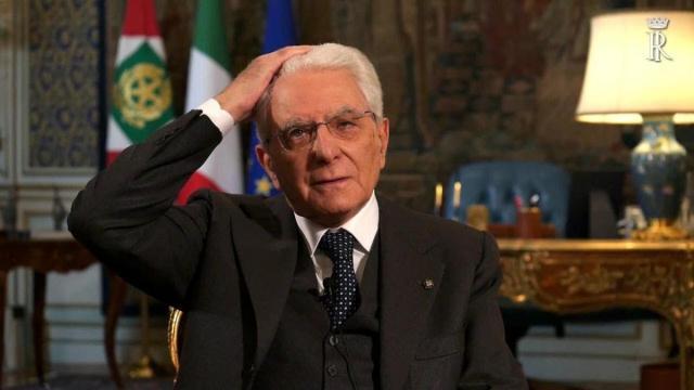 Daniele Capezzone critico sul discorso con gaffe di Mattarella
