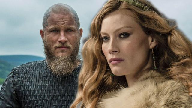 Como estão atualmente 5 integrantes do elenco de Vikings