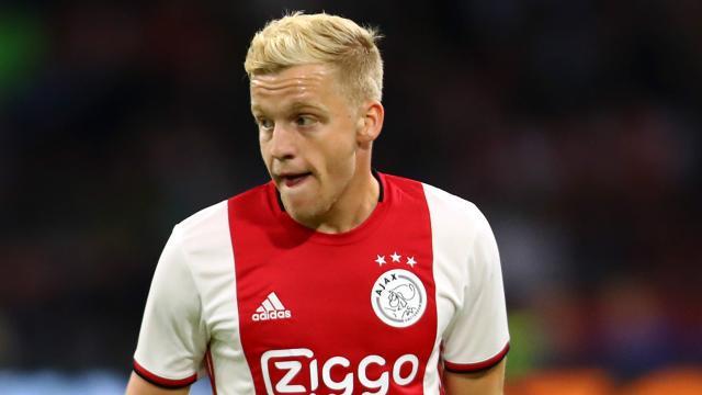 Mercato, secondo Paganini la Juventus avrebbe avuto contatti con l'Ajax per Van de Beek