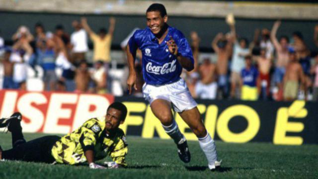 Cinco times que mais vezes participaram do Brasileirão