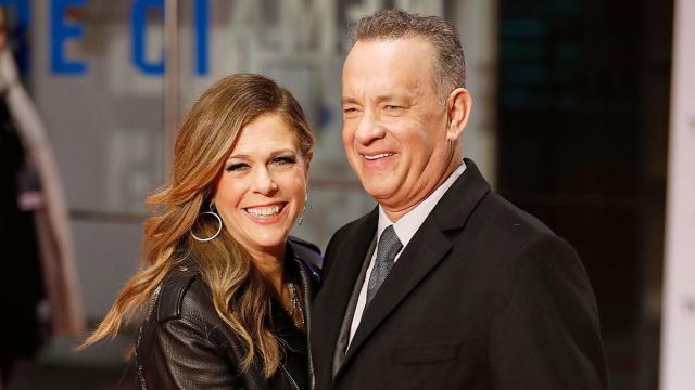 Tom Hanks, Rita Wilson return to US after coronavirus isolation in Australia