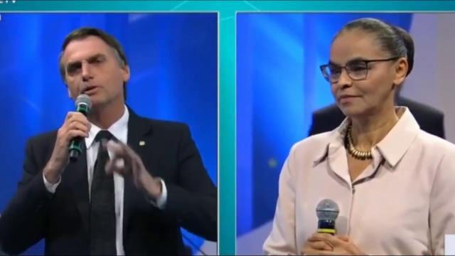 Marina Silva dispara contra Bolsonaro 'precisa parar de infectar o Brasil'
