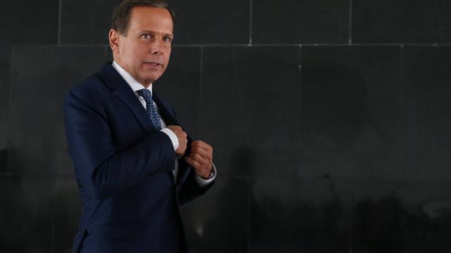 João Dória diz não temer os bolsominions