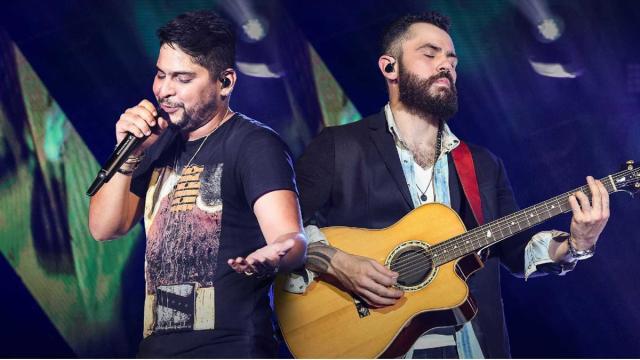 Dupla Jorge & Matheus confiram que também farão live para os fãs
