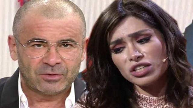 Jorge Javier afirma que la voz de Miriam Saavedra le hizo pasar una crisis tras su ictus